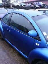 VW Beetle Tür rechts LW5Y blau