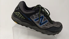 71da3202dadc New Balance Men s MT1210 NBX Trail Running Shoe Size 10 4E Extra Wide  Black Gray