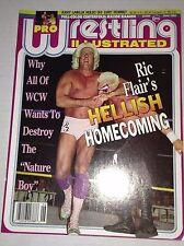 Pro Wrestling Illustrated Magazine Ric Flair Sting June 1993 111916RH