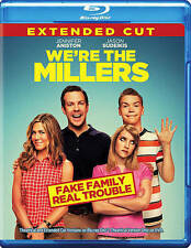 We're the Millers (DVD,2013)Blu-ray Digital HD Ultraviolet New SEALED