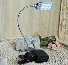 USB Flexible 28 LED 3 Modes Clip-on Light Lamp Bulb for Home, BBQ,Camping WTC