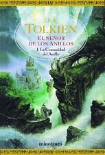 Libros de literatura y narrativa El señor de los anillos