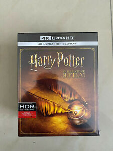 Harry Potter Complete Collection 4K Ultra HD-Blu Ray NEU