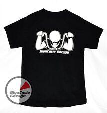 "Gigacycle Garage ""Tach It Up"" T-shirt Black Chopper Bobber Cafe Tracker 2X-Large"
