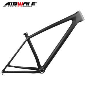 960g Carbon Fiber Boost Frame 29er MTB Mountain Bike Frameset 148*12mm S/M/L