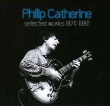 Philip Catherine-Selected Works 1974-1982 5 CD NEUF