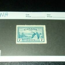 New ListingCanada Back Of The Book Stamp C 9 Mint Never Hinged Airmail Centered Goose