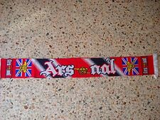 d3 sciarpa ARSENAL FC football club calcio scarf bufanda england inghilterra