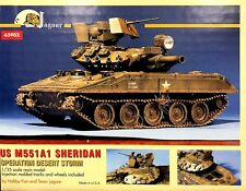 Jaguar 1/35 US M551A1 Sheridan Operation Desert Storm (Resin Kit) - JAG-63903
