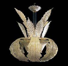 LAMPADARIO IN CRISTALLO GRANIGLIA A 3 LUCI COLL. BGA 1026 DESIGN SWAROVSKY