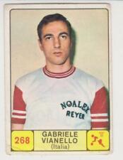 Panini Campioni Dello Sport 1968-69 card #268 Gabriele Vianello Italy Basketball