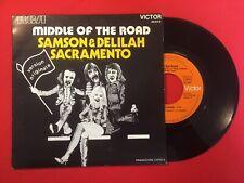 MIDDLE OF ROAD SAMSON DELILAH SACRAMENTO 49844 VG++ VINYLE 45T SP