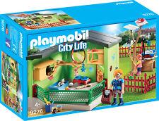 """PLAYMOBIL®  9276  """" Katzenpension """",  NEU & OVP"""