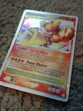 Magmortar Lv. X (123/123) Rare Pokemon card