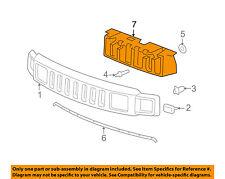 Hummer GM OEM 06-10 H3 Grille-Mount Panel 15834198