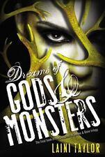 Dreams of Gods & Monsters (Daughter of Smoke and Bone) [Hardcover] [Apr 08, 20..
