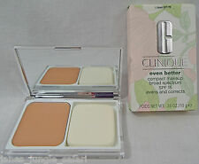 Clinique Even Better Compact Makeup SPF15 in Linen 1 (VF-N) Retired Discontinued