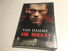 NEW - In Hell DVD 2003 JEAN-CLAUDE VANDAMME -  FACTORY SEALED - FREE SHIPPING