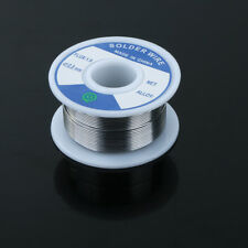 Lead-Free Tin Solder Wire Flux 1.8 3% Silver 0.8mm Speaker DIY Soldering