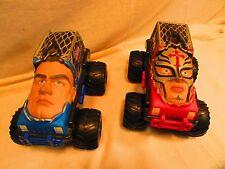 WWE Batista and John Cena Talking Monster Truck 2006  RARE