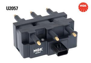 NGK Ignition Coil U2057 fits Jeep Wrangler 3.8 (JK), 3.8 (TJ)