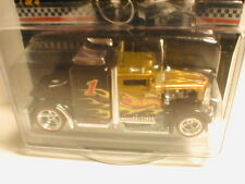 2011 Mail in #1 of 4 CUSTOM CONVOY gold & black  semi truck tractor sleepercab