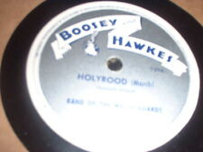 78RPM Boosey and Hawkes 2024 Band of the Welsh Guards, Holyrood/The Vedette E