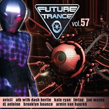 Future Trance Vol.57 (2011), Neu OVP, 2 CD