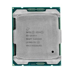 Intel XEON E5-1650 v4 3.6GHz 6C s.2011-3 SR2P7