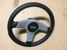 NEU Audi rs2 sport lenkrad s2 s4 ur quattro 80 90 100 b2 b3 b4 c3 c4 893419091P