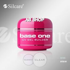 Base di un chiaro 50g UV GEL NAILS acido libero generatore file OFF Gel Silcare