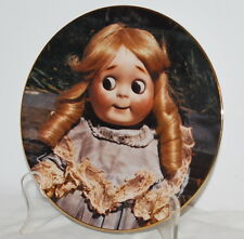 The Doll Collection Special Ltd Edition of Old German Dolls Dear Googly Plate
