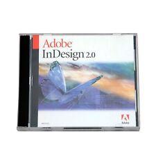 Adobe InDesign 2.0 Upgrade for Mac