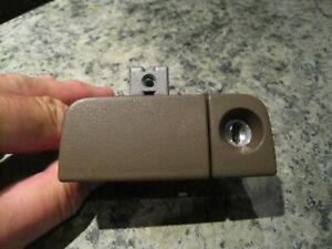 2004 Honda CR-V CRV Glove Box Latch Lock OEM BROWN