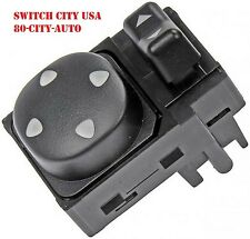 Monte Carlo Power Side View Mirror Switch 10283839