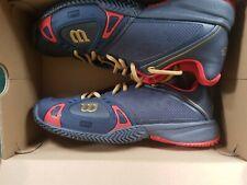 Wilson Rush Pro 100 * * Zapatos Deportivos UK 7 totalmente nuevo en Caja £ £