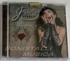GIUSY FERRERI - IL MIO UNIVERSO - CD Sigillato