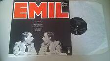LP Comedy Emil Steinberger - E wie Emil (9 Song) ZYTGLOGGE / SCHWEIZ