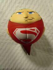 Superman Man of Steel Sky Slingers Superman Ball Figure [Red Suit]. Mattel Toys~