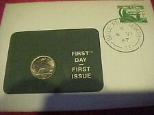 1966 #67 99 COMPANY FIRST DAY FIRST ISSUE IRELAND 3 PENCE RUNNING HARE DESIGN