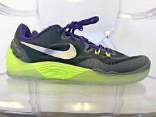 buy popular ce07d fe23d Nike MEN S ZOOM KOBE VENOMENON 5 Size 10.5 Black Basketball Shoes 749884-005
