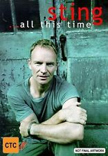 Sting - All This Time (DVD, 2001)