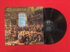 CHANSON À BOIRE V-2387 ENSEMBLE VOCAL D'ILE DE FRANCE VINYLE 33T LP