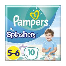 Pampers Splashers Size 5-6 10 Disposable Swim Pants