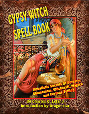 Gypsy Witch Spell Book : Ritualistic Secrets of Sorcery, Shamanism,...