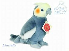 Cockatiel Plush Soft Toy Parakeet  Bird by Teddy Hermann Collection. 94109