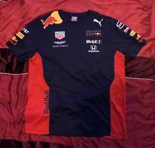 Aston Martin Red Bull Racing F1 Official Men's Team T-Shirt - 2020