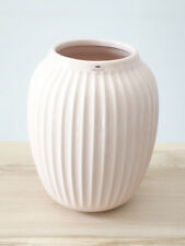 Kähler Design Vase Blumenvase Hammershoi rose (20cm)