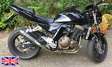 Kawasaki Z750 04-06 SP Engineering Carbon Fibre Stubby Moto GP Exhaust