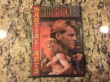 KICKBOXER THE FIGHTER THE WINNER NEW SEALED DVD 1991 WAYNE ARCHER MARTIAL ARTS!